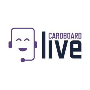 Cardboard live logo
